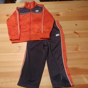 Toddler Nike Sweat Suit